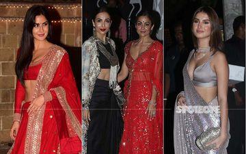 Amitabh Bachchan Diwali Party: Katrina Kaif, Shah Rukh Khan-Gauri Khan, Shahid Kapoor-Mira Rajput And Virat-Anushka Arrive In Style- Pictures