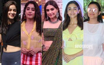 STUNNER OR BUMMER: Ananya Panday, Janhvi Kapoor, Sonam Kapoor, Alia Bhatt Or Parineeti Chopra?