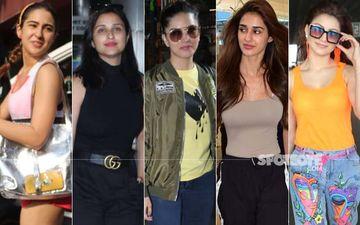STUNNER OR BUMMER: Sara Ali Khan, Parineeti Chopra, Sunny Leone, Disha Patani Or Urvashi Rautela?