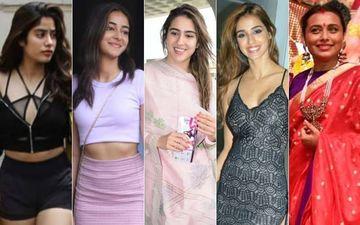 STUNNER OR BUMMER: Janhvi Kapoor, Ananya Panday, Sara Ali Khan, Disha Patani Or Rani Mukerji?