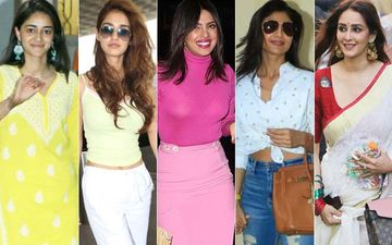 STUNNER OR BUMMER: Ananya Panday, Disha Patani, Priyanka Chopra Jonas, Shilpa Shetty Or Chahatt Khanna?