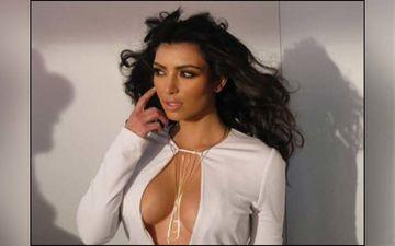Kim Kardashian's Body Tape Hack Is The Easiest Way To Wear A Braless Dress- VIEW PHOTO