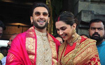 INSIDE PICS Of Ranveer Singh Deepika Padukone From Tirupati; The Couple Seeks Blessings As They Look Like Newlyweds