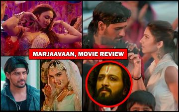 Marjaavaan, Movie Review: This Tara Sutaria-Sidharth Malhotra Love Saga Should Have Ended At The Interval