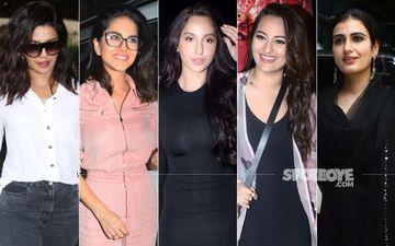 STUNNER OR BUMMER: Priyanka Chopra, Sunny Leone, Nora Fatehi, Sonakshi Sinha Or Fatima Sana Shaikh?