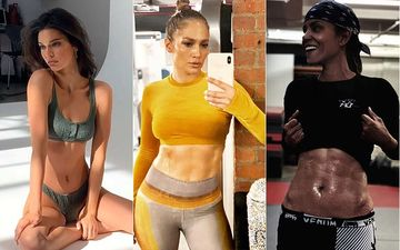 HOLLYWOOD'S HOT METER: Kendall Jenner, Halle Berry Or Jennifer Lopez - Story Of The Toned Belly