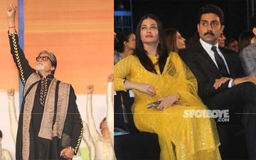 Amitabh Bachchan Honours 26/11 Martyrs And Victims; Abhishek Bachchan-Aishwarya Rai Bachchan Get Emotional