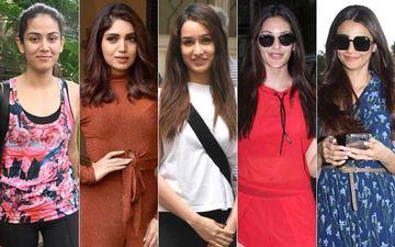 STUNNER OR BUMMER: Mira Rajput, Bhumi Pednekar, Shraddha Kapoor, Amyra Dastur Or Daisy Shah?
