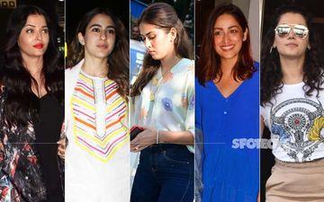 STUNNER OR BUMMER: Aishwarya Rai Bachchan, Sara Ali Khan, Mira Rajput, Yami Gautam Or Taapsee Pannu?
