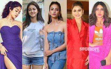 STUNNER OR BUMMER: Janhvi Kapoor, Ananya Panday, Kriti Kharbanda, Urvashi Rautela Or Bhumi Pednekar?