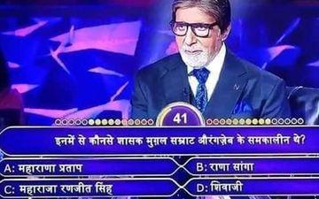 Kaun Banega Crorepati 11: Twitterati Trends 'Boycott KBC' After Disrespectful Reference To Chhatrapati Shivaji Maharaj On The Amitabh Bachchan Hosted Show