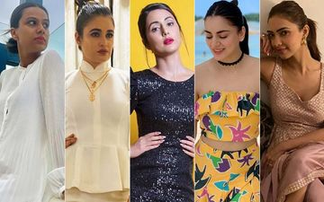 BEST DRESSED & WORST DRESSED Of The Week: Nia Sharma, Yuvika Chaudhary, Hina Khan, Shraddha Arya Or Pooja Banerjee?