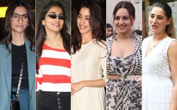 STUNNER OR BUMMER: Sonam Kapoor, Pooja Hegde, Janhvi Kapoor, Sonakshi Sinha Or Nargis Fakhri?