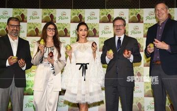Malaika Arora Dons A 'Pear'ly White Dress; Advocates, A Pear A Day, Keeps The Doc Away