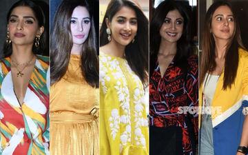 STUNNER OR BUMMER: Sonam Kapoor, Rakul Preet Singh, Nargis Fakhri, Shilpa Shetty Or Pooja Hegde?