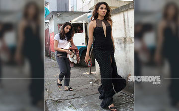 Mira Rajput Looks Hot As Hell As She Arrives In Bandra For A Photoshoot