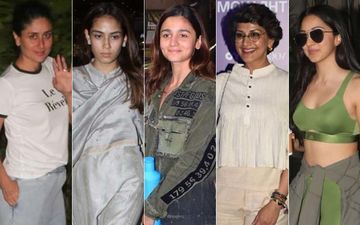 STUNNER OR BUMMER: Kareena Kapoor Khan, Mira Rajput, Alia Bhatt, Sonali Bendre Or Kiara Advani?