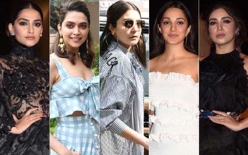 STUNNER OR BUMMER: Sonam Kapoor, Deepika Padukone, Anushka Sharma, Kiara Advani Or Bhumi Pednekar?