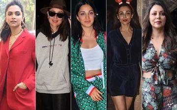 STUNNER OR BUMMER: Deepika Padukone, Kareena Kapoor Khan, Kiara Advani, Malaika Arora Or Gauri Khan?