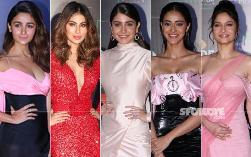 BEST DRESSED & WORST DRESSED At The Filmfare Glamour And Style Awards 2019: Alia Bhatt, Mouni Roy, Anushka Sharma, Ananya Panday Or Ankita Lokhande?