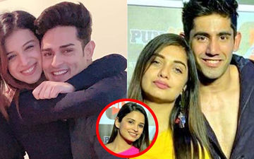 Priyank Sharma, Benafsha Soonawalla, Divya Agarwal,Varun Sood, Chetna Pande Come Under One Roof And Here's What Happened Next