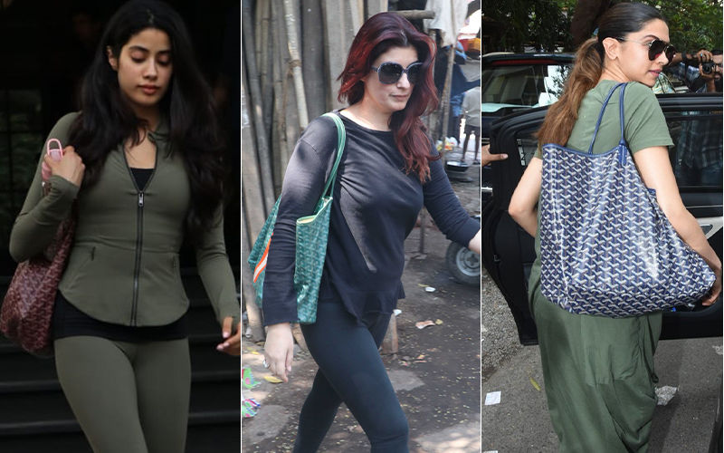 Bollywood's Favourite Tote Bag That Deepika Padukone, Janhvi Kapoor And Sara Ali Khan Have Been Spotted Carrying