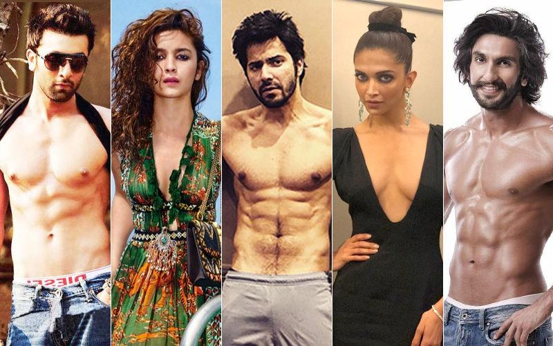 Varun Dhawan And Alia Bhatt Suggest Instagram Bios For Ranbir Kapoor, Deepika Padukone And Ranveer Singh - Watch Video