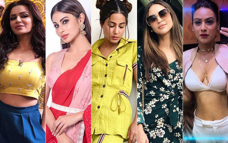 BEST DRESSED & WORST DRESSED Of The Week: Nia Sharma, Mouni Roy, Hina Khan, Aashka Goradia Or Krystle D'souza?