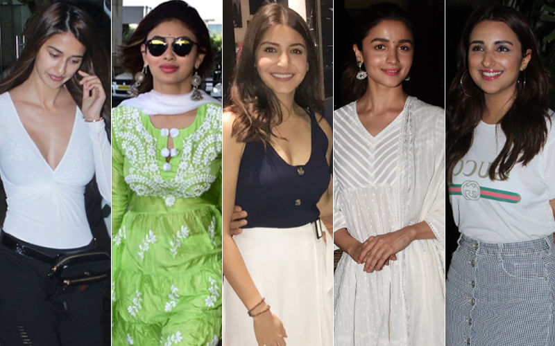 STUNNER OR BUMMER: Disha Patani, Mouni Roy, Anushka Sharma, Alia Bhatt Or Parineeti Chopra?