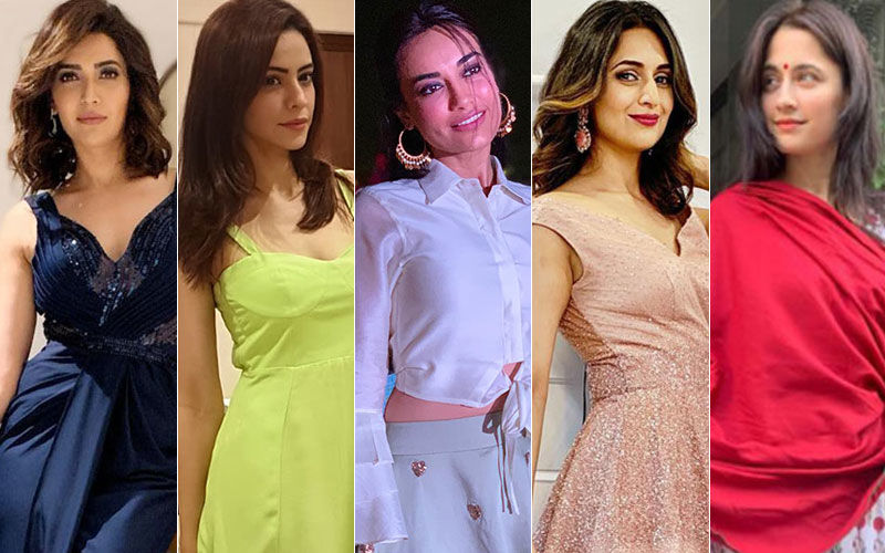 BEST DRESSED & WORST DRESSED Of the Week: Karishma Tanna, Sanjeeda Shaikh, Divyanka Tripathi, Aamna Sharif Or Surbhi Jyoti?