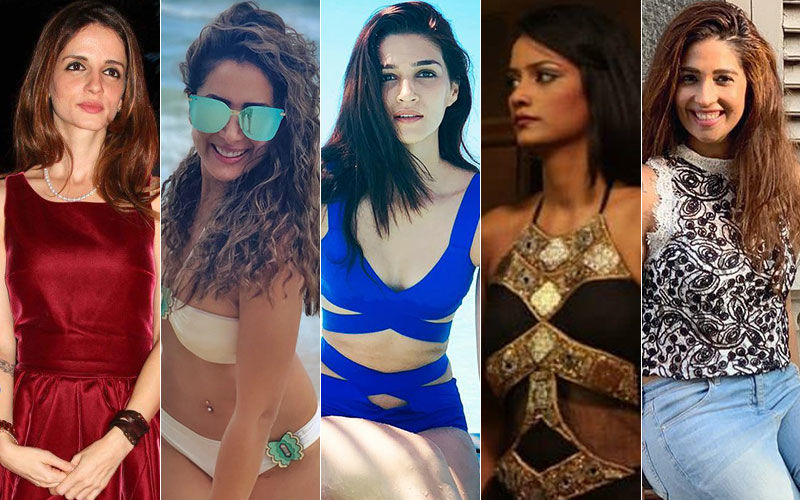 The Good, Bad And Ugly Of Last Week: Sussanne Khan, Kim Sharma, Kriti Sanon, Saira Khan, Harleen Sethi