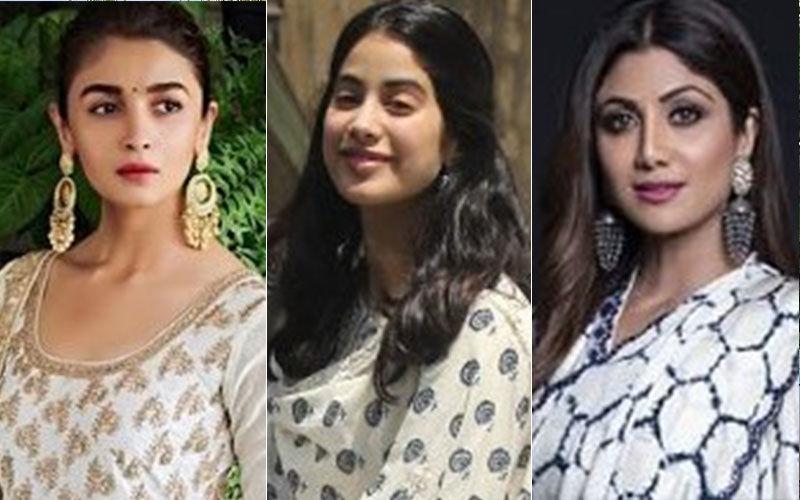 Alia Bhatt, Janhvi Kapoor And Shilpa Shetty Are Obsessing Over This New Age Designer!