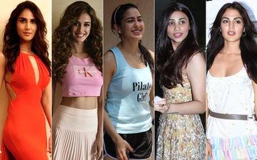STUNNER OR BUMMER: Vaani Kapoor, Disha Patani, Sara Ali Khan, Daisy Shah Or Rhea Chakraborty?