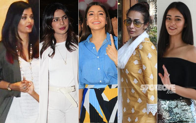 STUNNER OR BUMMER: Aishwarya Rai Bachchan, Priyanka Chopra, Anushka Sharma, Malaika Arora Or Ananya Panday?