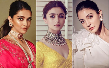 Anushka Sharma, Kangana Ranaut, Sonam Kapoor And Deepika Padukone Are Reviving Our Love Of Pearls!
