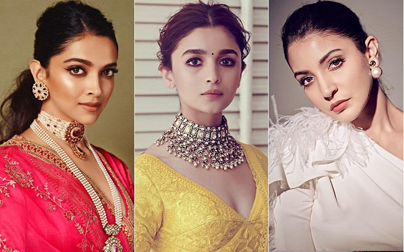 Anushka Sharma, Kangana Ranaut, Sonam Kapoor And Deepika Padukone Are Reviving Our Love Of Pearls!