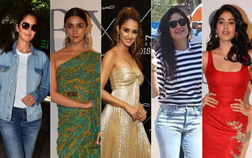 STUNNER OR BUMMER: Katrina Kaif, Alia Bhatt, Disha Patani, Kareena Kapoor Khan Or Janhvi Kapoor?