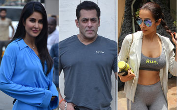 Celeb Spottings: Malaika Arora Is Super Hot In Her Gym Outfit, Salman-Katrina Promote Bharat And Keep It Casual