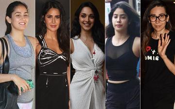 STUNNER OR BUMMER: Mira Rajput, Katrina Kaif, Kiara Advani, Janhvi Kapoor Or Karisma Kapoor?