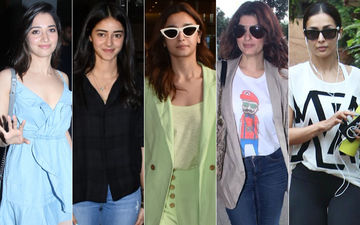 STUNNER OR BUMMER: Tamannaah Bhatia, Ananya Panday, Alia Bhatt, Twinkle Khanna Or Malaika Arora?