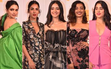 BEST DRESSED & WORST DRESSED At Grazia Millennial Awards 2019: Deepika Padukone, Janhvi Kapoor, Ananya Panday, Radhika Apte Or Sonal Chauhan?