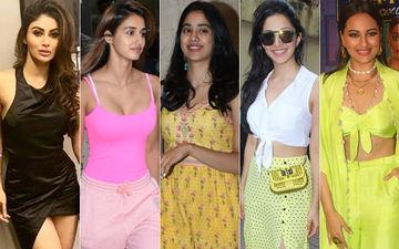 STUNNER OR BUMMER: Mouni Roy, Disha Patani, Janhvi Kapoor, Kiara Advani Or Sonakshi Sinha?
