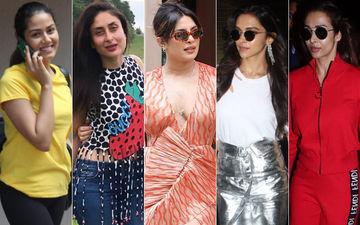 STUNNER OR BUMMER: Mira Rajput, Kareena Kapoor Khan, Priyanka Chopra, Deepika Padukone Or Malaika Arora?