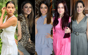 BEST DRESSED & WORST DRESSED Of The Week: Nia Sharma, Urvashi Dholakia, Srishty Rode, Sanjeeda Shaikh Or Anita Hassanandani?