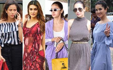 STUNNER OR BUMMER: Mira Rajput, Kriti Sanon, Alia Bhatt, Malaika Arora Or Sunny Leone?