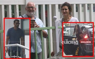 EXCLUSIVE: प्रेग्नेंट गैब्रिएला को हिंदुजा अस्पताल में किया गया भर्ती, अर्जुन रामपाल और  उनके माता-पिता को किया स्पॉट