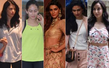 STUNNER OR BUMMER: Aishwarya Rai Bachchan, Mira Rajput, Kriti Sanon, Athiya Shetty Or Nora Fatehi?