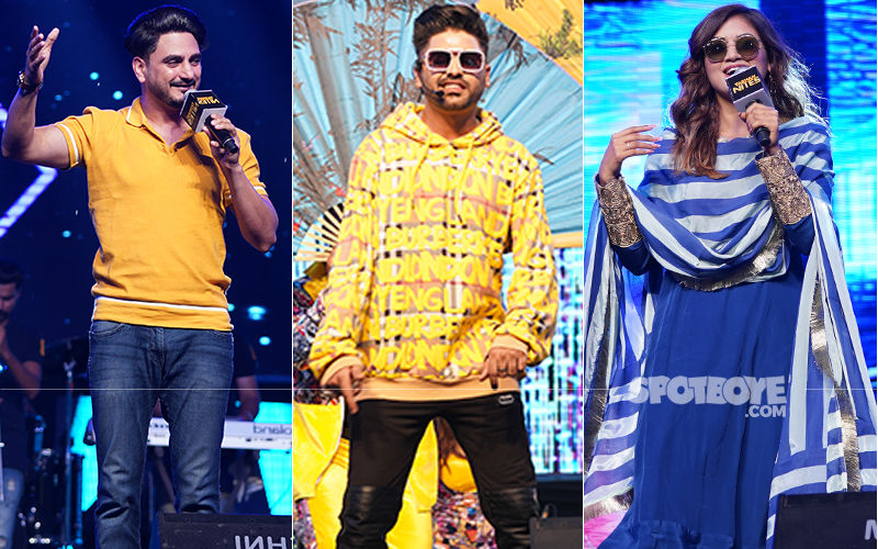 Sidharth Malhotra-Parineeti Chopra Put Up A Smashing Concert At Tashan Nites Along With Youngveer And Himmat Sandhu