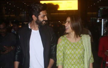 Sara Ali Khan Birthday Special: 6 Photos Of Sara Ali Khan And Kartik Aaryan That Prove That They're Perfect For Each Other