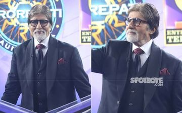 Kaun Banega Crorepati 11: Amitabh Bachchan Gets Thronged By His Female Fans As He Launches The Game Show